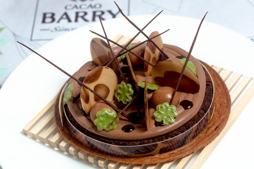 Check out the chocolate skills of the 21st century - inspired by nature